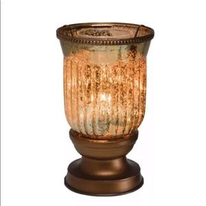 Accessories - Scentsy Warmer Amber fluted